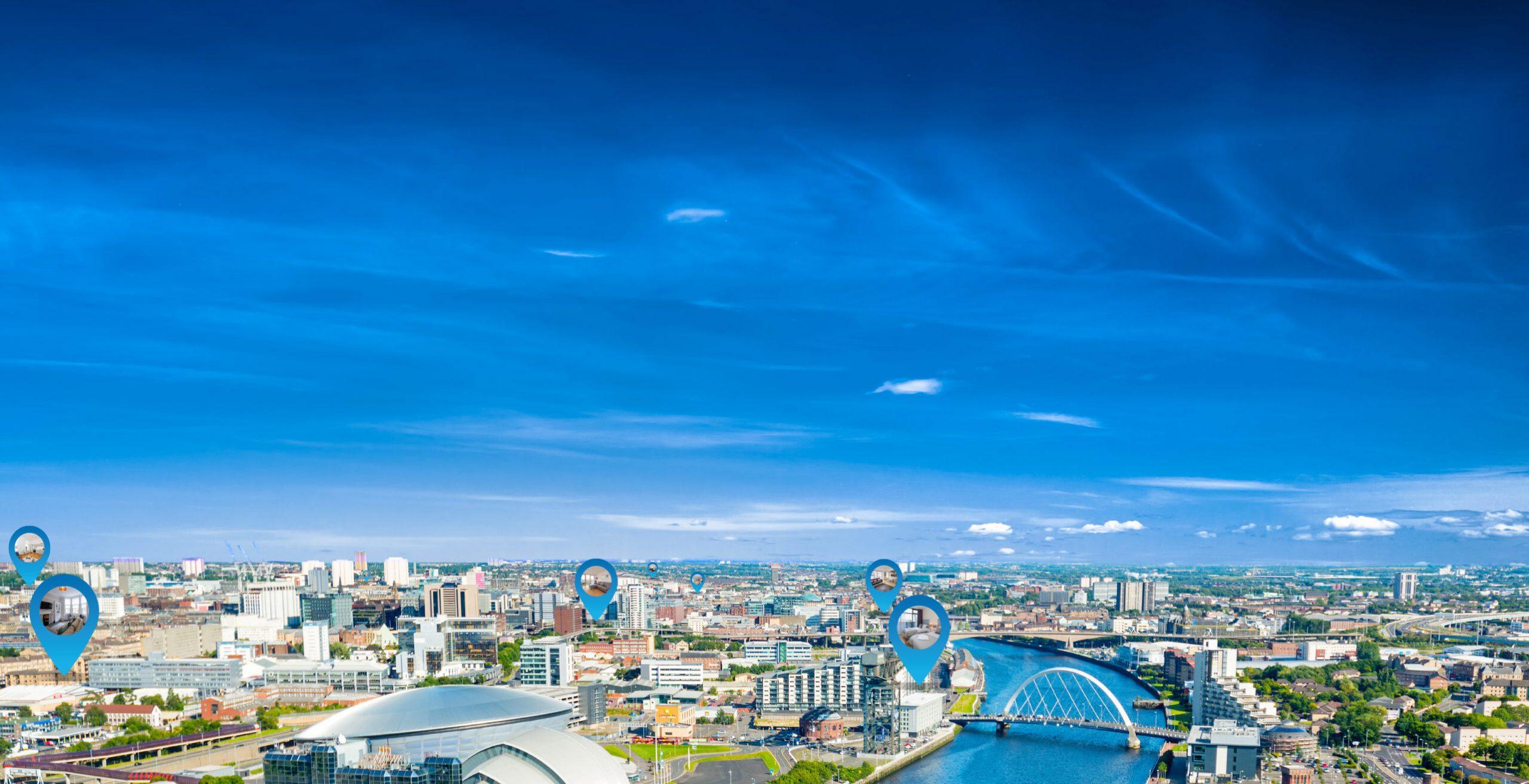 Glasgow City Flats Modern Spacious Apartments To Rent In Glasgow
